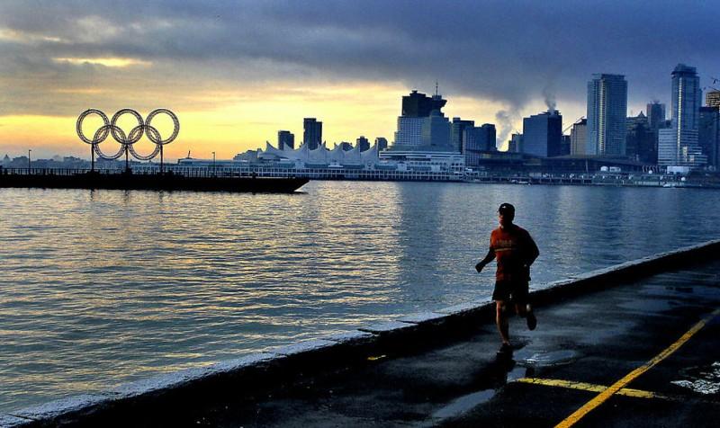 Ванкувер - в преддверии Олимпиады
