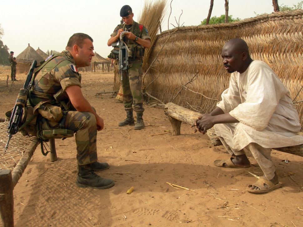 19.  Republik Afrika Tengah: