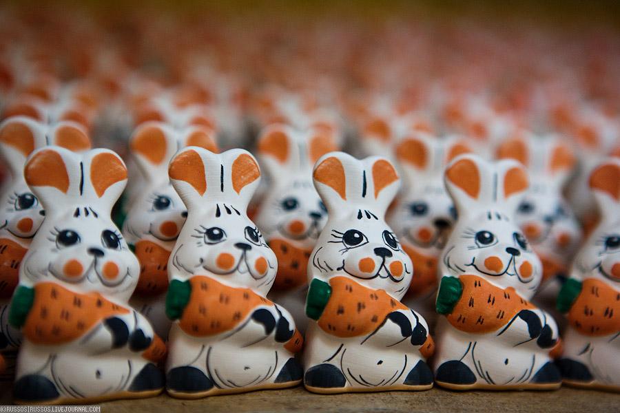 22. Прелестные зайцы.