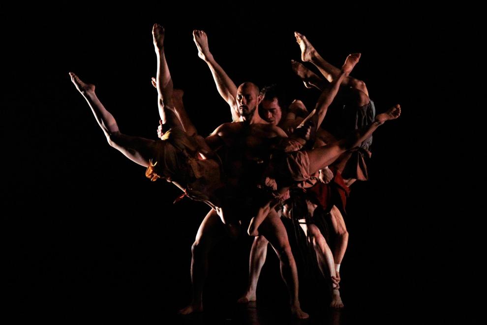 269 Весь мир танцует