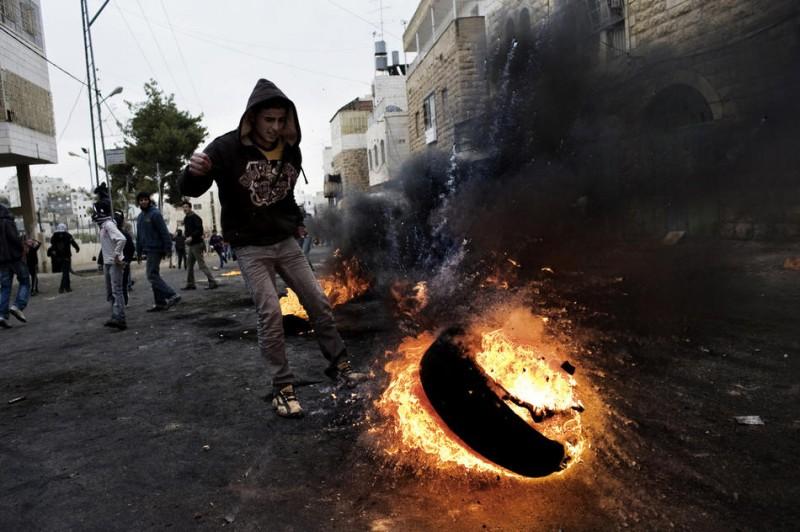 Палестинская молодежь