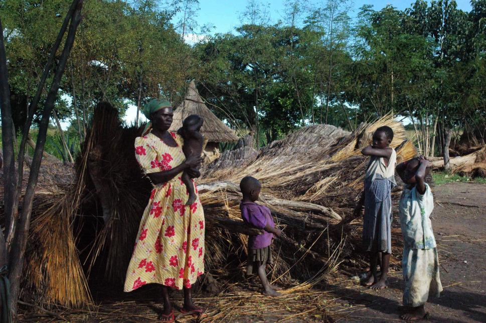 31.Уганда:
