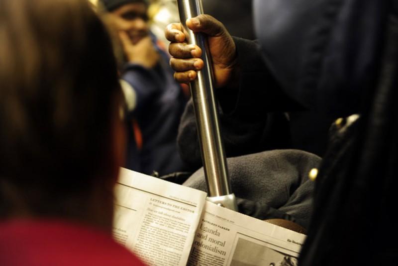 Полжизни в поезде