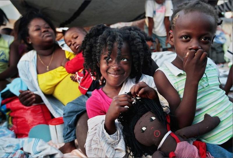 Гаити - жизнь продолжается