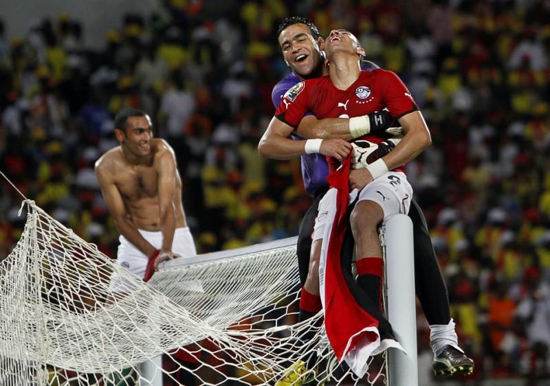 Африканский Кубок Наций по футболу в Анголе
