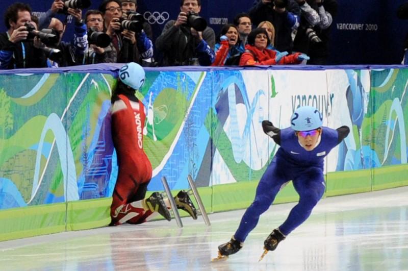 Олимпийские падения (Часть 2)