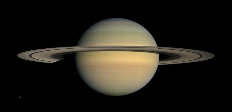 Тайны Сатурна
