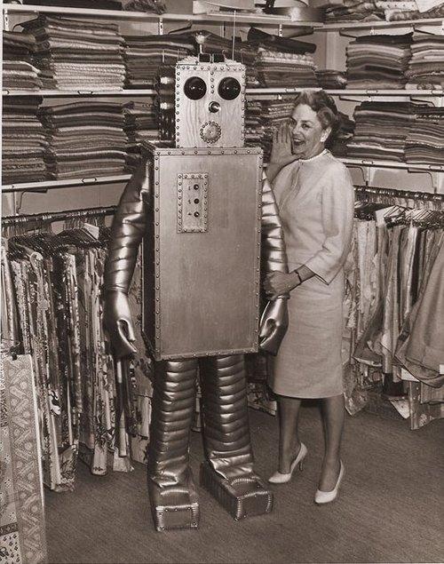 10. Надежный помощник. (фото: CBS Photo Archive/Getty Images) 1965 г.