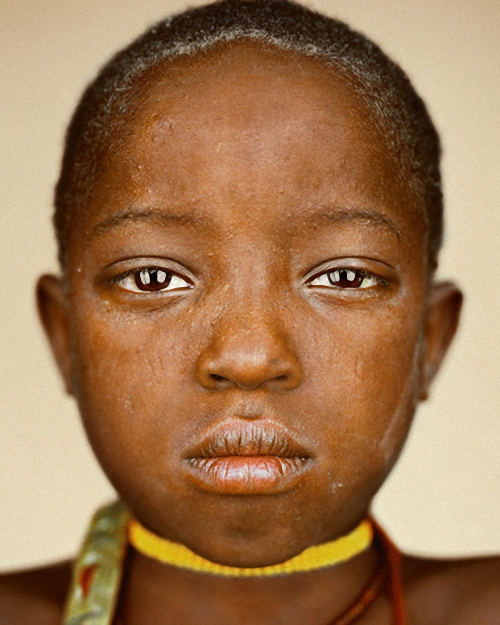Африканское племя хадза