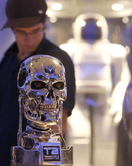 21. Робо-экспо, Япония. (фото: Reuters)