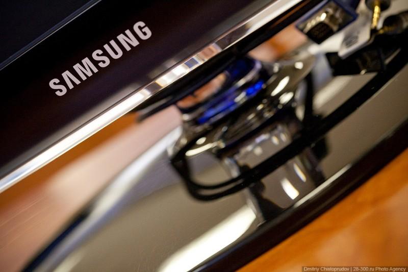 Завод «Samsung» в Калуге. Как собирают телевизоры.