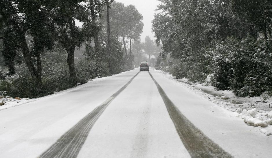 primavera marzo frío 2010