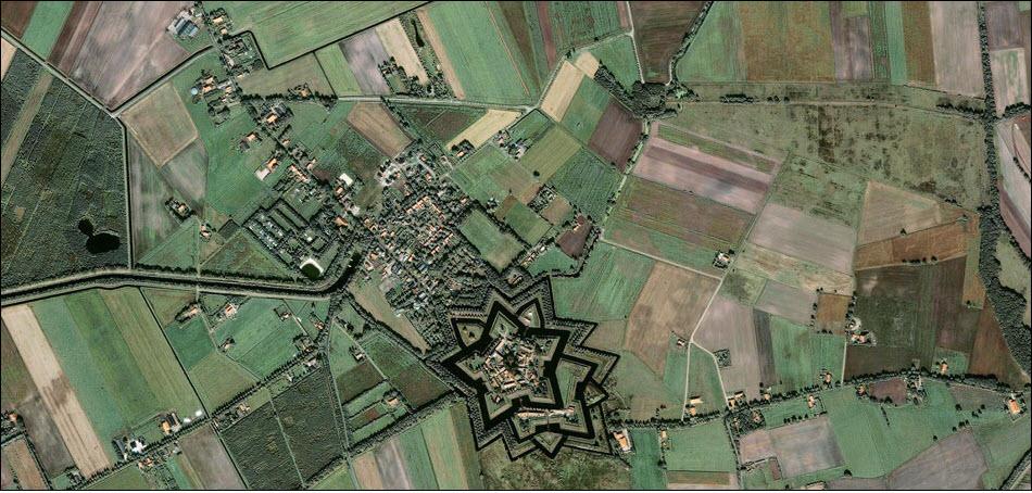 Aerofotos tierra