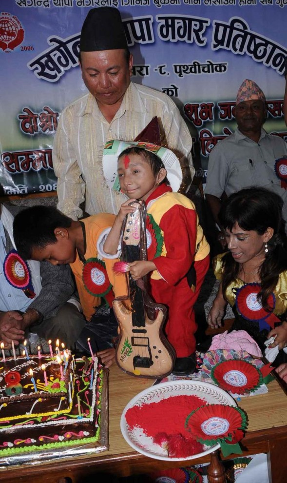 1347 589x990 Умер самый маленький человек в мире