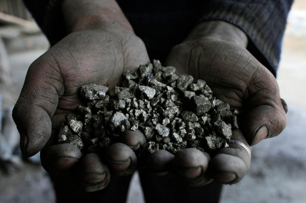 1368 Жизнь шахтеров в Боливии