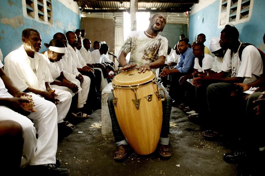 139 orang Kristen terhadap vuduistov di Haiti