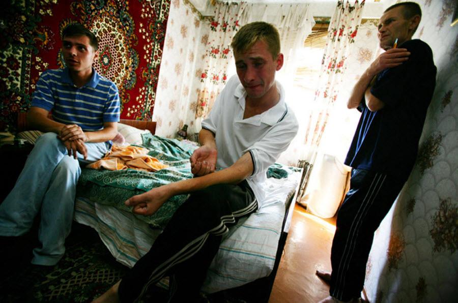 148 Украина: секс, наркомания, бедность и СПИД (Часть 1)