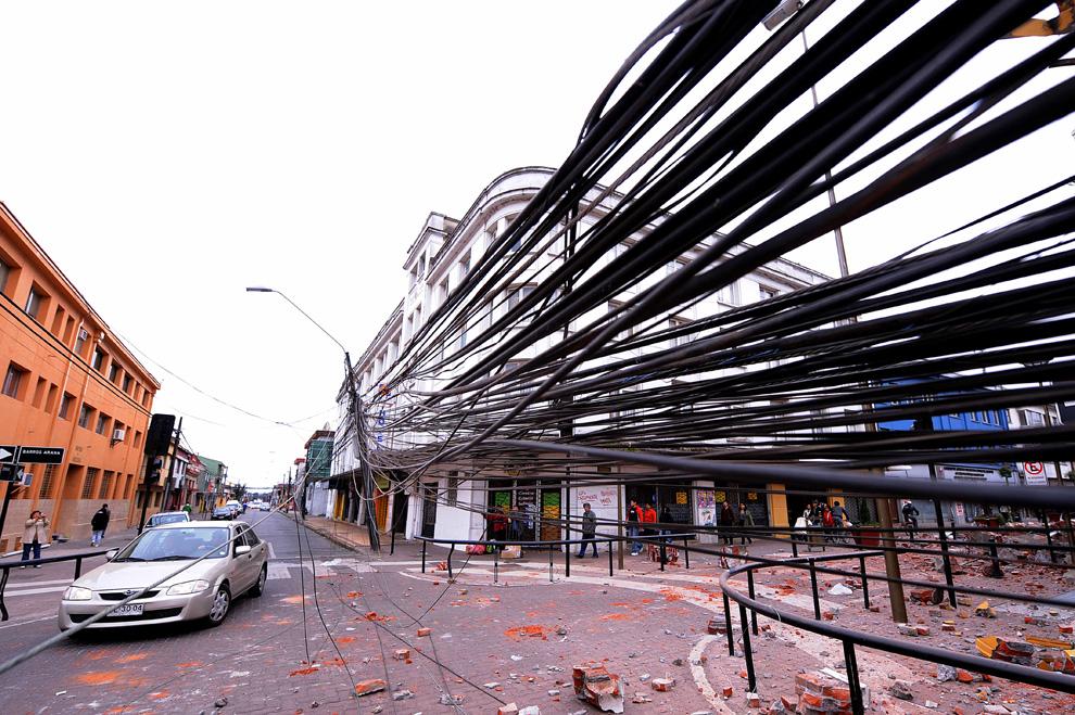 Terremoto en Chile  2010 fotos