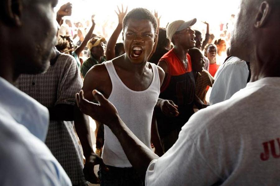 197 orang Kristen terhadap vuduistov di Haiti