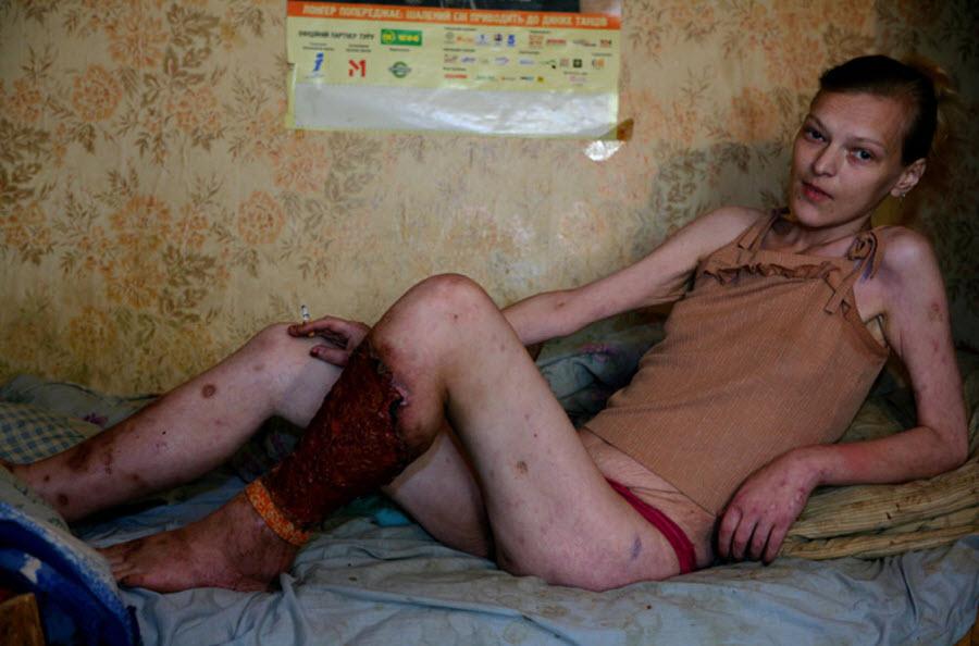 220 Украина: секс, наркомания, бедность и СПИД (Часть 1)