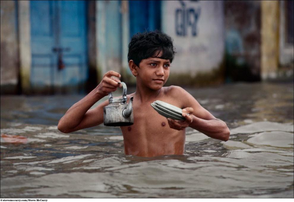 agua y las gentes