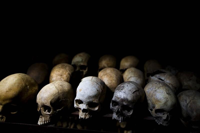 Ужасы Руанды