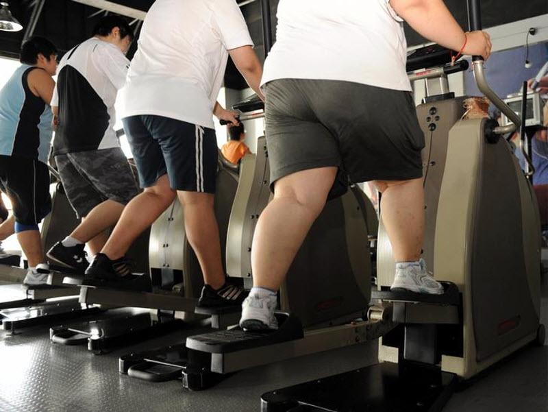 problema de la obesidad infantil