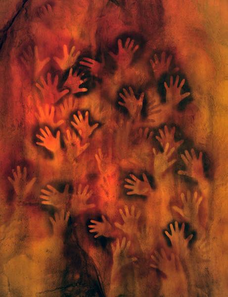 645 Выставка Происхождение человека