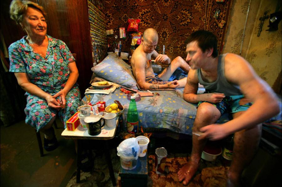 65 Украина: секс, наркомания, бедность и СПИД (Часть 1)