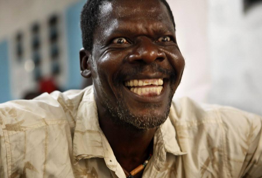 87 orang Kristen terhadap vuduistov di Haiti
