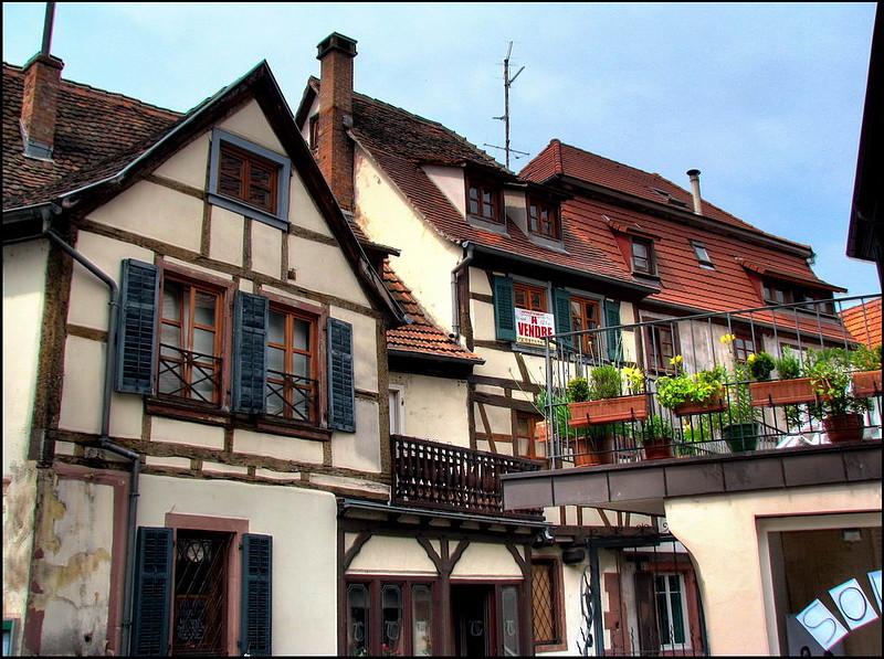 Эльзас. Франция