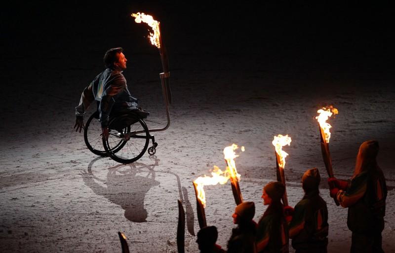 Зимние паралимпийские игры 2010 (Часть 1)