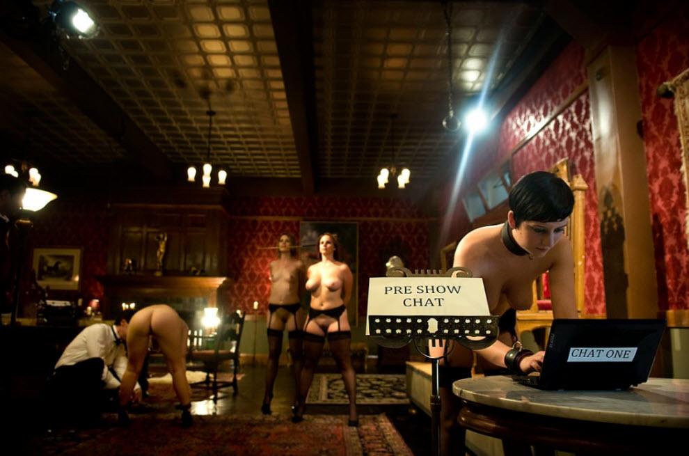 Порно индустрия в сан франциско