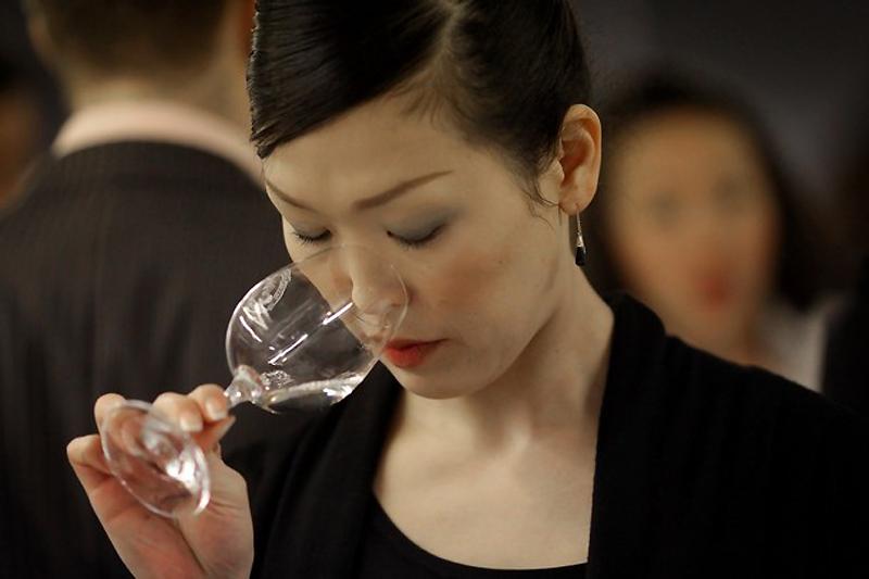 Конкурс вин в Лондоне