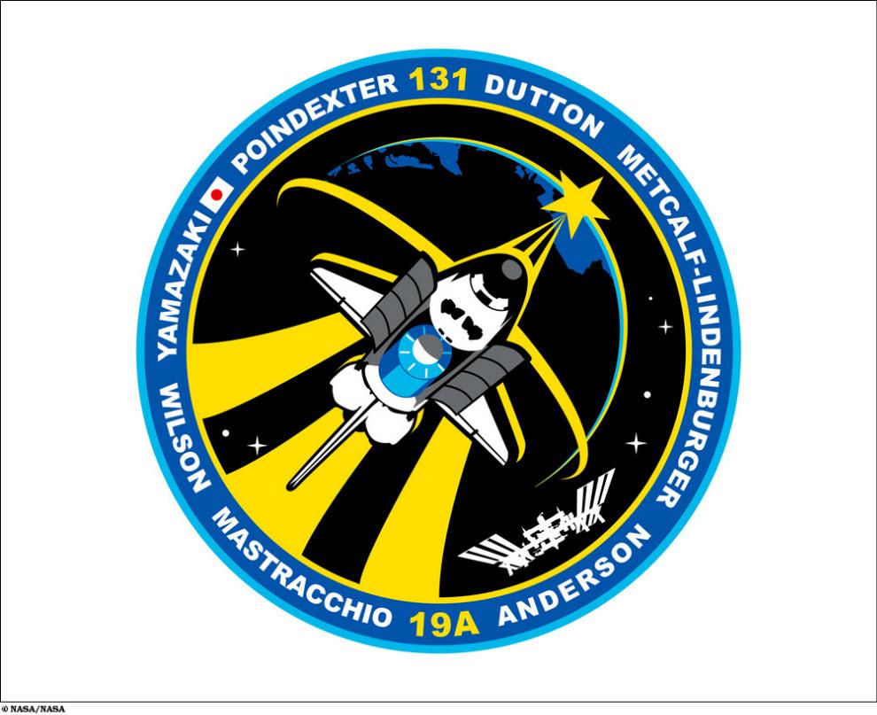 1106<br /> Миссия STS 131 (Часть 1)