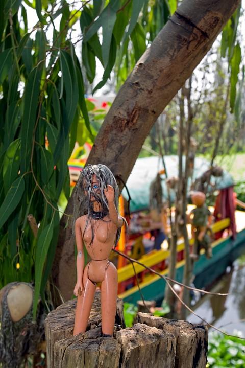 Остров испорченных кукл канал сочемилько