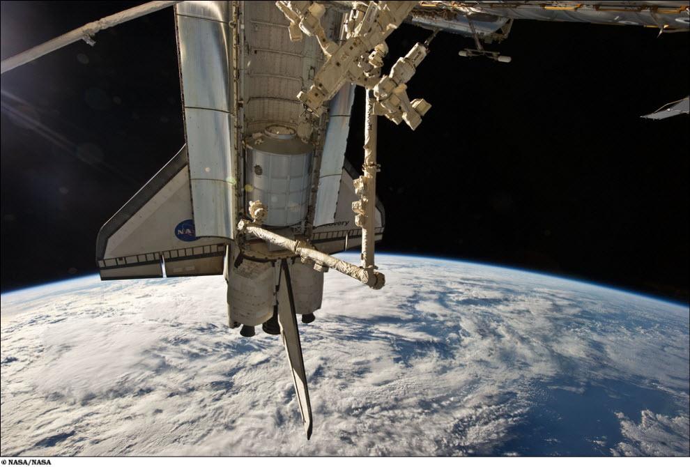 1132<br /> Миссия STS 131 (Часть 1)