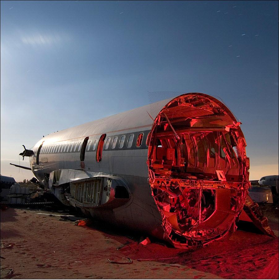 1143 Кладбища самолетов