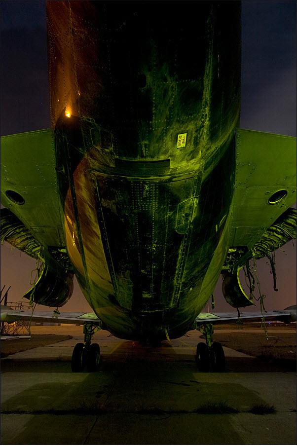 1144 Кладбища самолетов