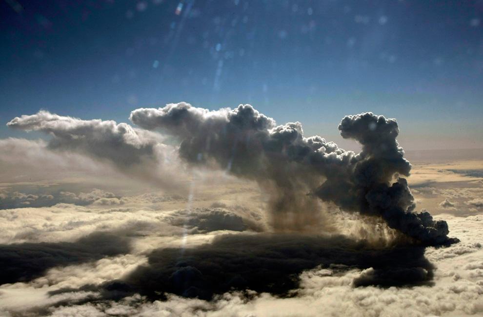 1145<br /> Извержение вулкана в Исландии (Часть 1)