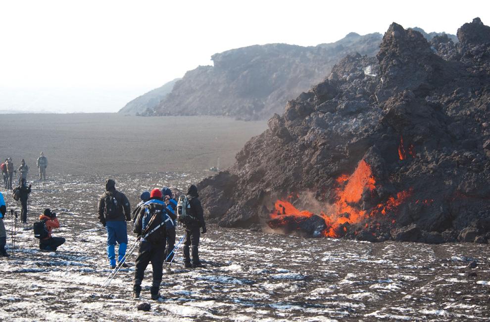1146<br /> Извержение вулкана в Исландии (Часть 1)