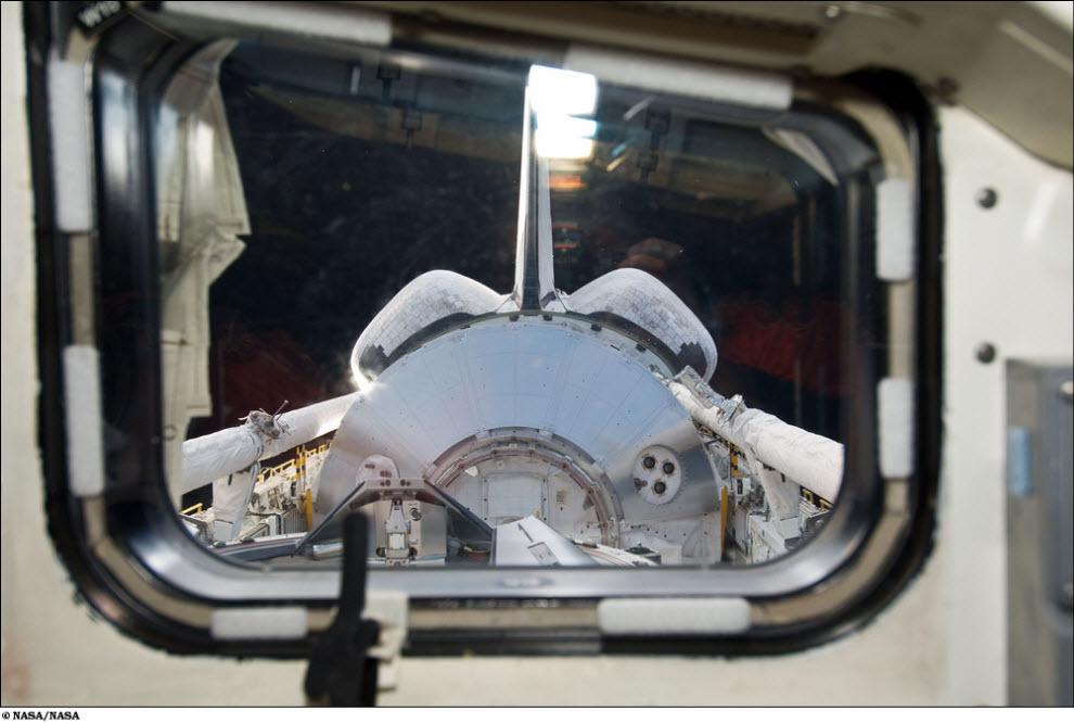 1229<br /> Миссия STS 131 (Часть 1)