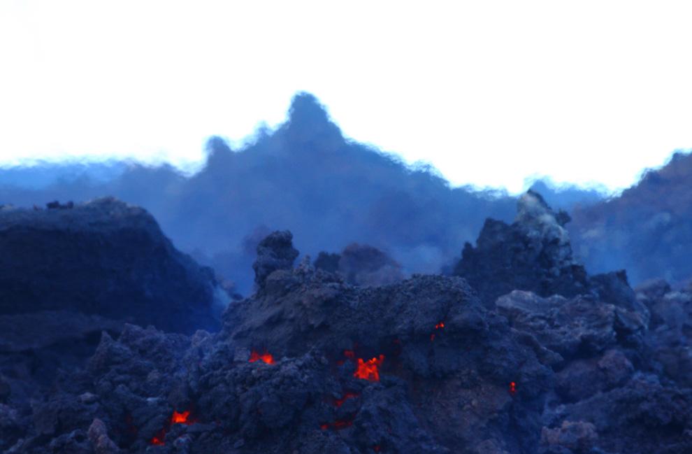 1239<br /> Извержение вулкана в Исландии (Часть 1)