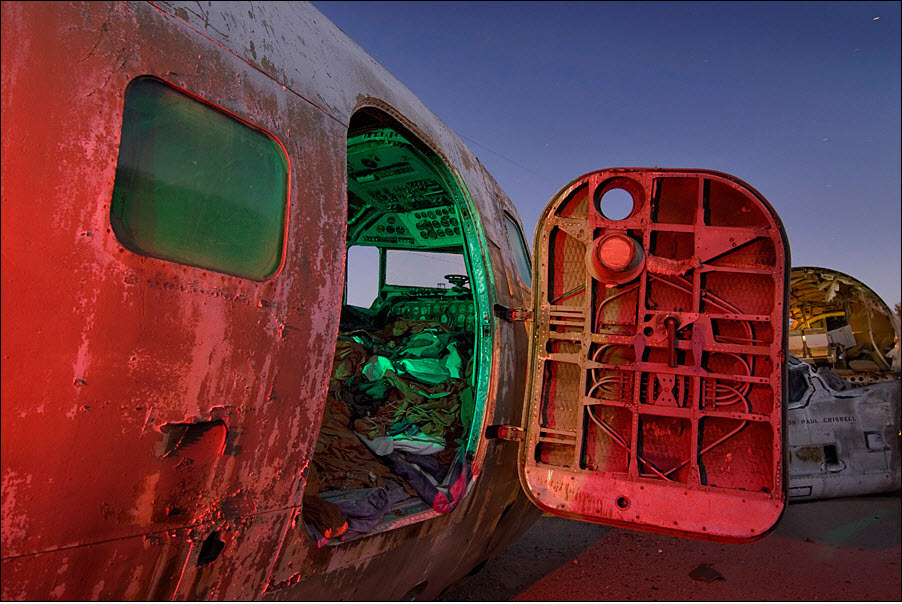 1335 Кладбища самолетов