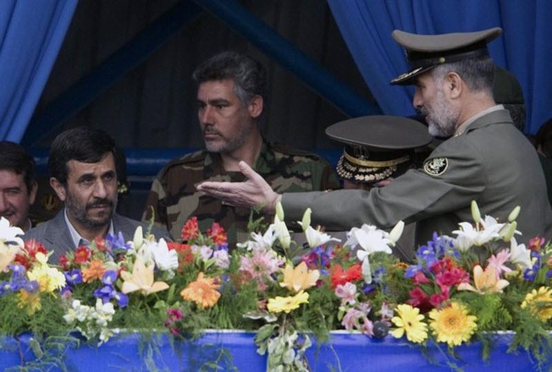 1344 Hari Angkatan Darat di Iran