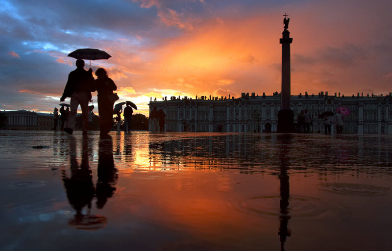 1461 Петербург глазами фотографа Александра Петросяна
