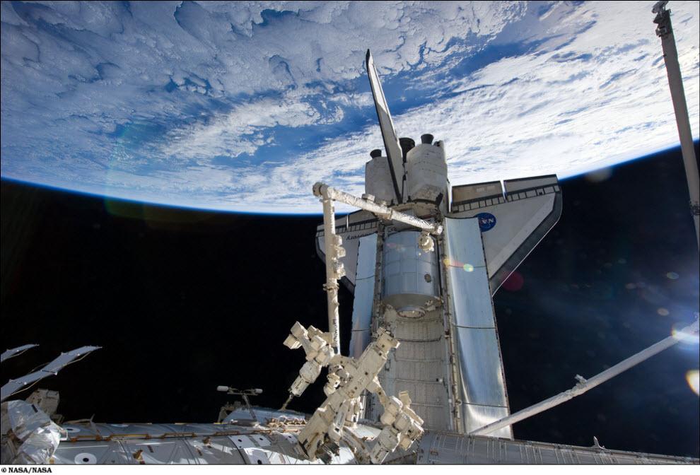 1524<br /> Миссия STS 131 (Часть 1)