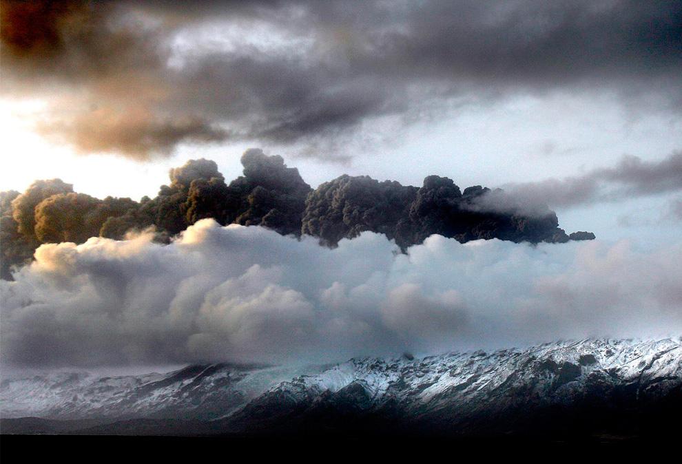 1532<br /> Извержение вулкана в Исландии (Часть 1)
