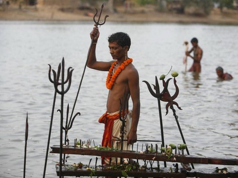 1534  Ритуал Шивы Гаджан