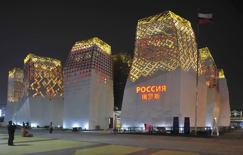 Всемирная выставка в Шанхае 2010 (Часть 4)